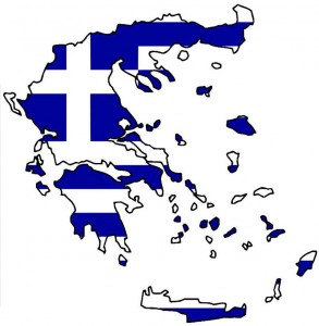 greece-flag-over-map