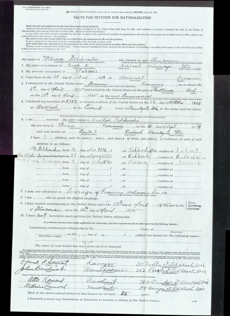 wboldewahn1922naturalizationpetition